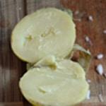 llettes de thon rapide Cuire la pomme de terre