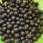 Tapenade et anchois Les olives