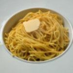Spaghettis à la coppa Cuire les spaghettis