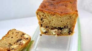 Recette de Cake aux olives noires