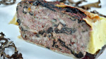 Terrine de chevreuil forestier