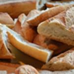 Croque monsieur au chorizo Couper le pain