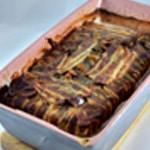 Terrine de chevreuil et pistache Terrine cuite