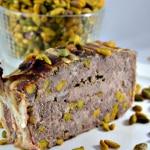 Terrine de chevreuil et pistache Terminer