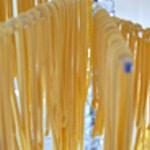 Pâtes foie gras truffe Faire les spaghettis