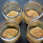 Verrine feuilletée et chocolat Cuire les verrine