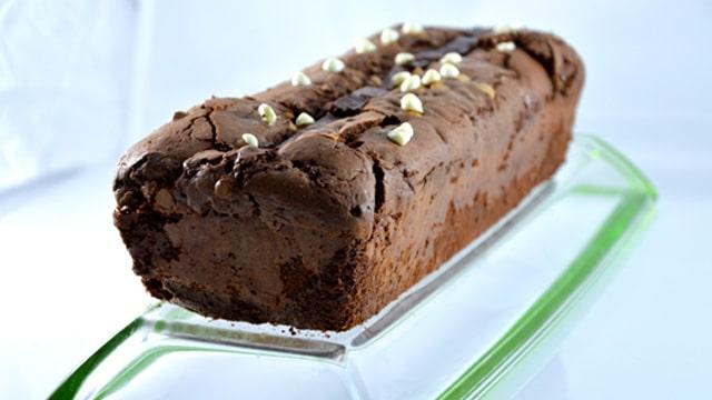 Cake choco noir et blanc Terminer Casser les oeufs