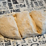 Gressins Préparer la pâte