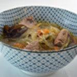 Soupe Chinoise au boeuf Zoom