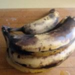 Mousse à la banane Choisir des bananes bien murs