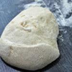 Gressins au Parmesan Préparer la pâte