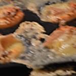Feuilletés au maroille Feuilletés cuit
