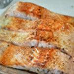 Lasagnes saumon et oseille Effeuiller le saumon