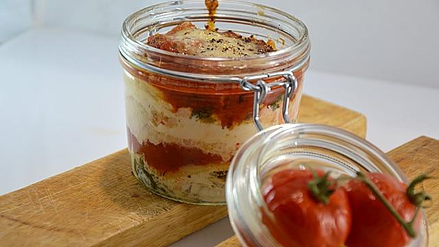 Lasagnes saumon et oseille Terminer