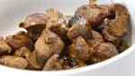 Rognon de boeuf au vinaigre de balsamique