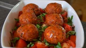 Boulettes de b uf au chorizo cuisine maison un blog cuisine sur les recettes maisons - Chorizo a griller recette ...