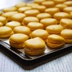 Macarons au citron A déguster