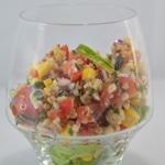 Salade de quinoa Zoom