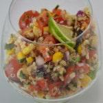 Salade de quinoa Terminer Cuire le quinoa