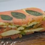 TerrinPret a être dégustere de saumon fumé