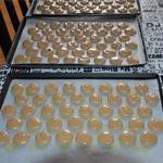 Macarons au caramel Laisser crouter 30 minutes