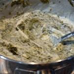 Huitres chaudes et noisette Préparer la sauce