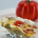 Huîtres chaudes et piment