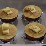 Pommes caramélisées au four Ajouter le beurre