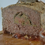 Terrine de canard au foie gras Zoom