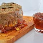 Terrine de canard et foie gras