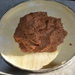 Galette des rois au chocolat et noisettes Ajouter la pâte noisette et chocolat