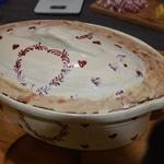 Gigot de marcassin confit Casser le pain de farine