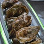 Huîtres chaudes aux groseillesRincer les huîtres