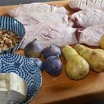 Magret de canard au foie Les ingrédientsgras