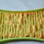 Pâtes fraiches et foie gras Griller le parmesan