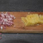 Pain lard et comté Les ingrédients