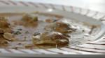 Raviolis au foie gras et cèpes