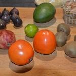 Salade éxotique Les fruits