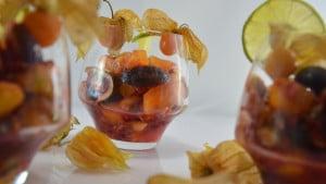 Recette de Salade de fruits éxotiques