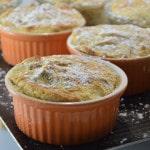 Croissant façon pudding Terminer