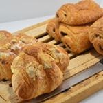 Croissant façon pudding Croissant rassi