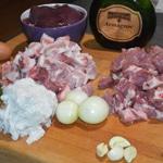 Terrine de porc Les ingrédients