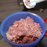 Terrine de porc Hacher les viandes