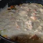 Blanquette de saumon Zoom