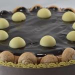 Charlotte aux trois chocolats Zoom