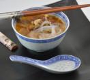 Soupe thaï au poulet