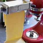 Lasagnes express Faire la pâte