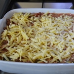 Lasagnes express Ajouter le fromage