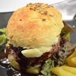 Hamburger maison Zoom