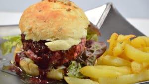Recette de Hamburgers maison